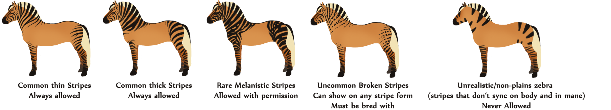 clipart zebra zebra body