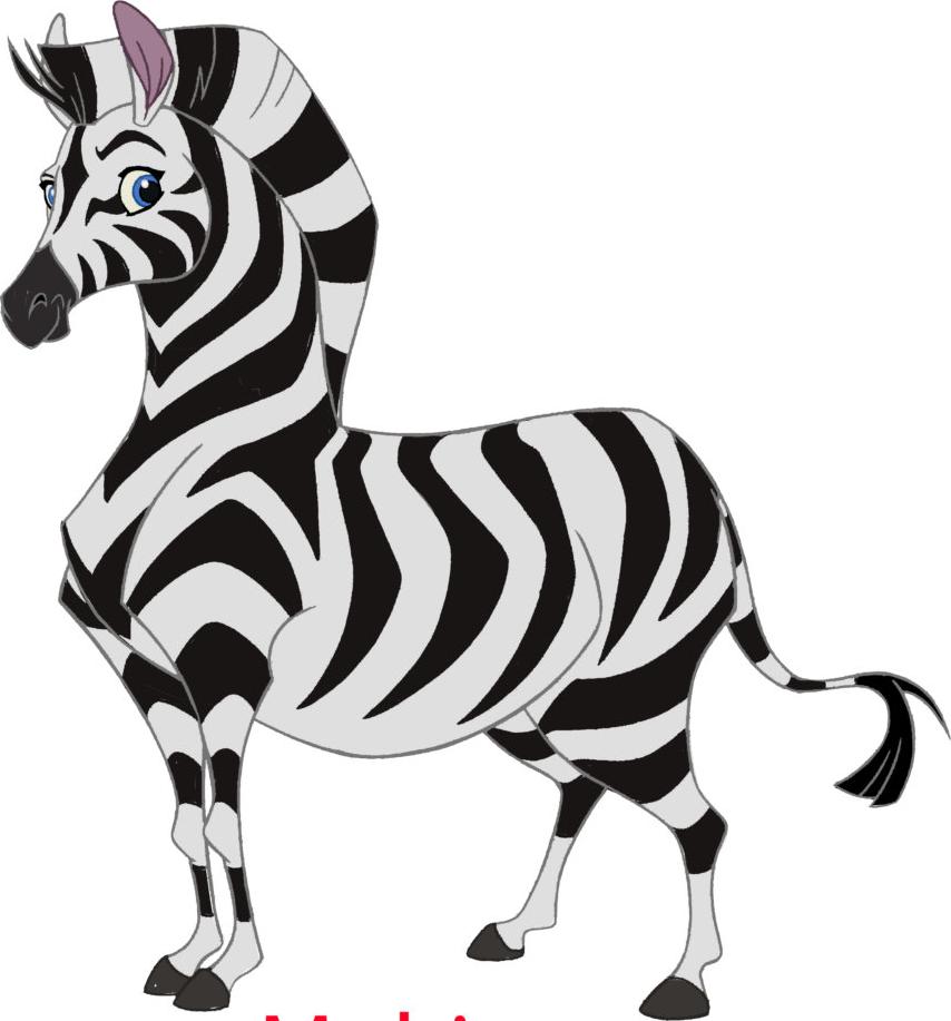 Clipart zebra zebra herd. Muhimu gallery the lion