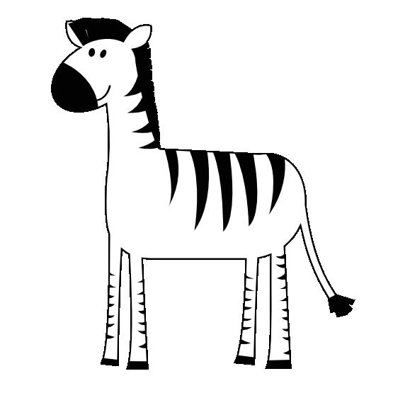 Clipartist net clip art. Clipart zebra zebra outline