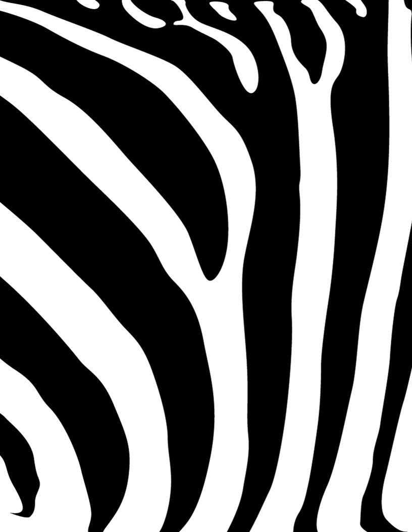 Free print cliparts download. Clipart zebra zebra stripe