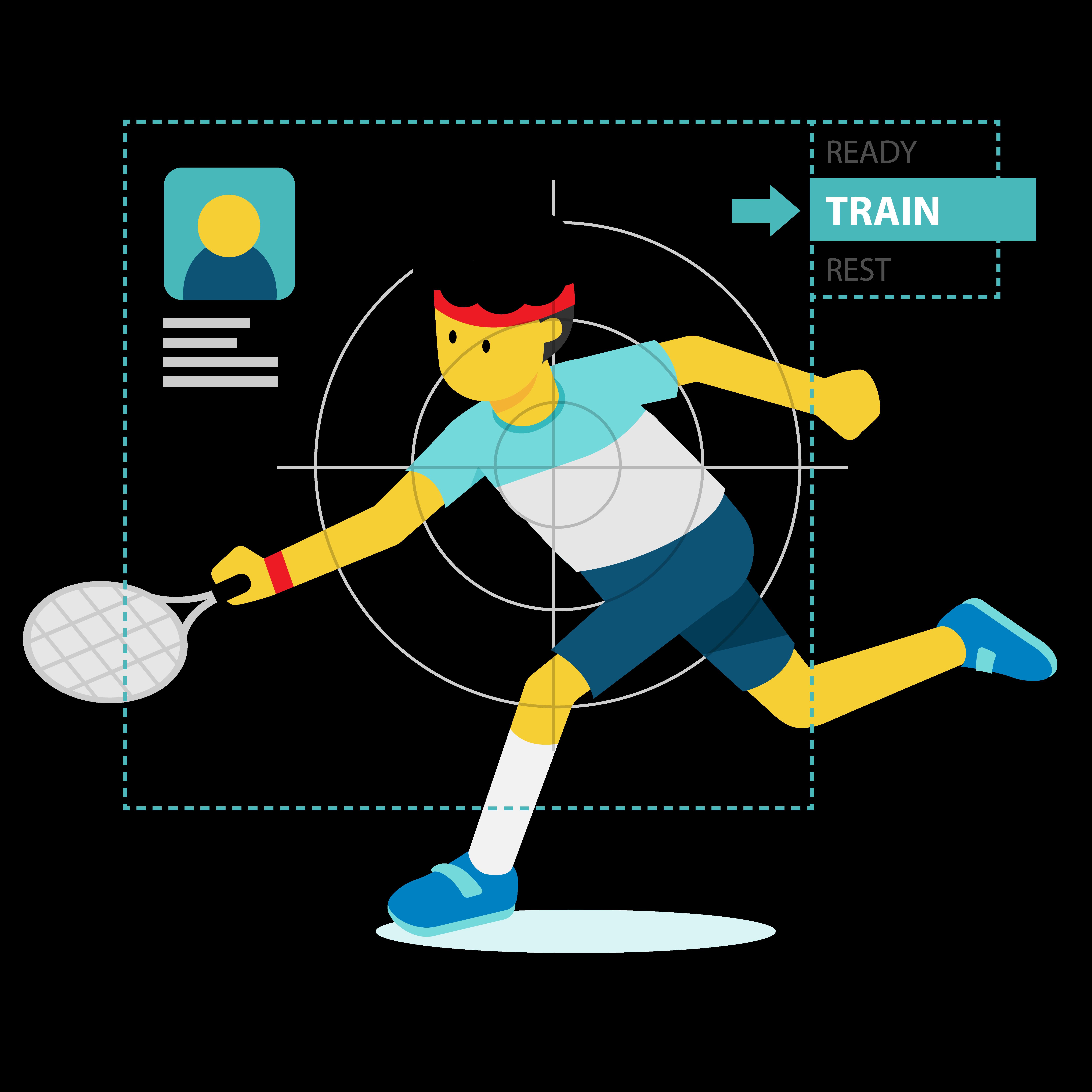 Clipboard clipart attendance record. Tennis locker app analyze