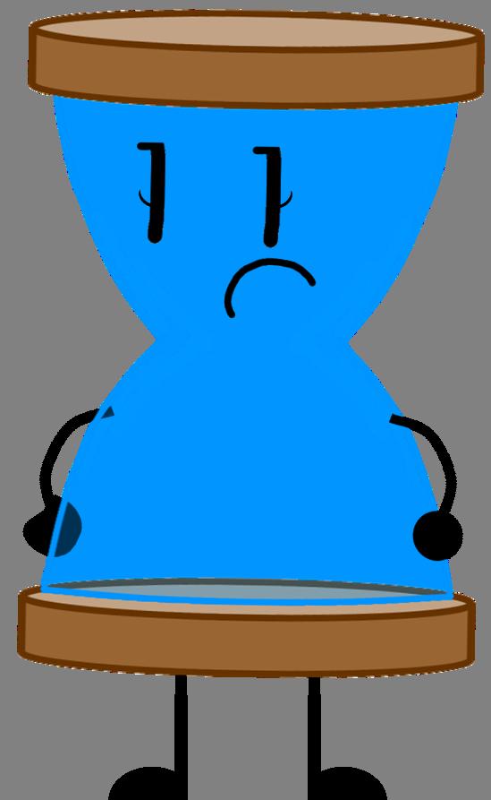 Hourglass clipart broken. Image pose png anthropomorphous