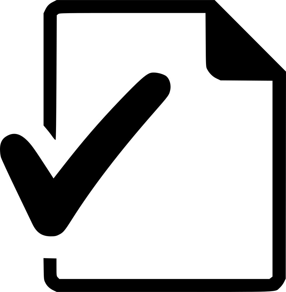 Free certify icon download. Clipboard clipart check mark