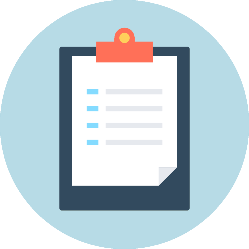 Clipboard clipart checklist. Computer icons report information