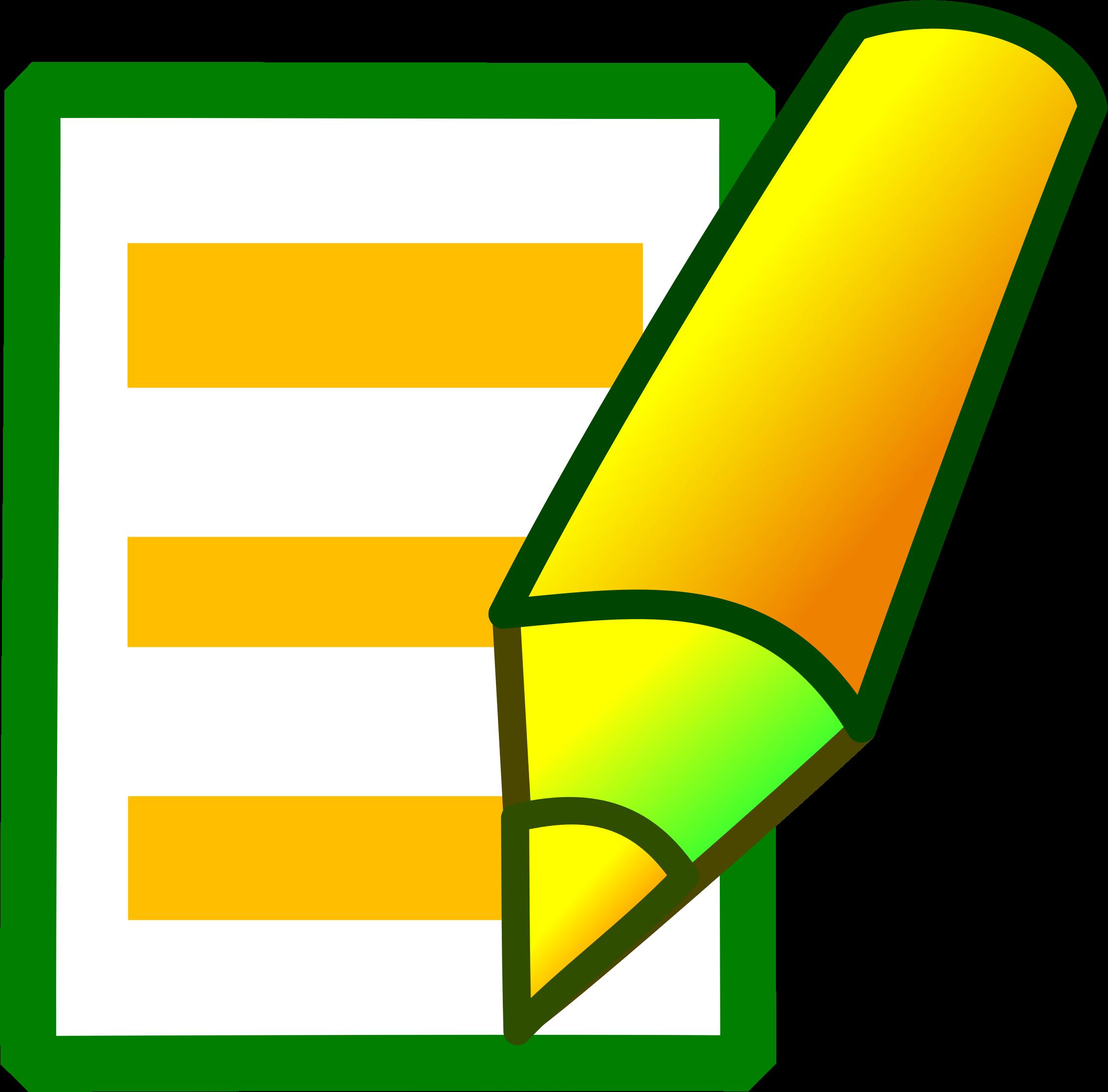 Redo group edit collection. Clipboard clipart checksheet