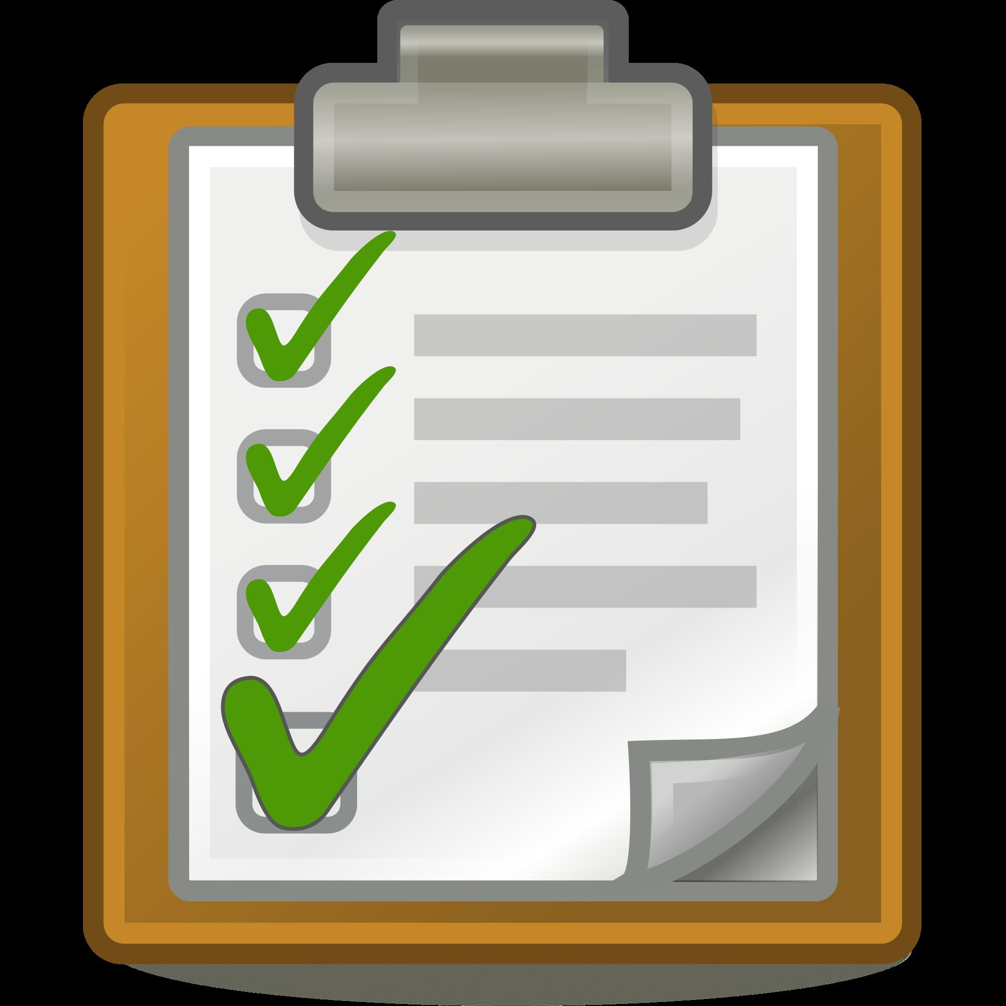 File edit check sheet. Clipboard clipart checksheet