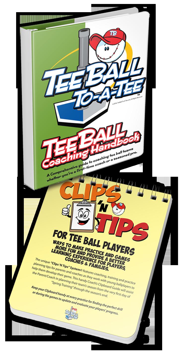 Teeball to a tee. Clipboard clipart coach clipboard