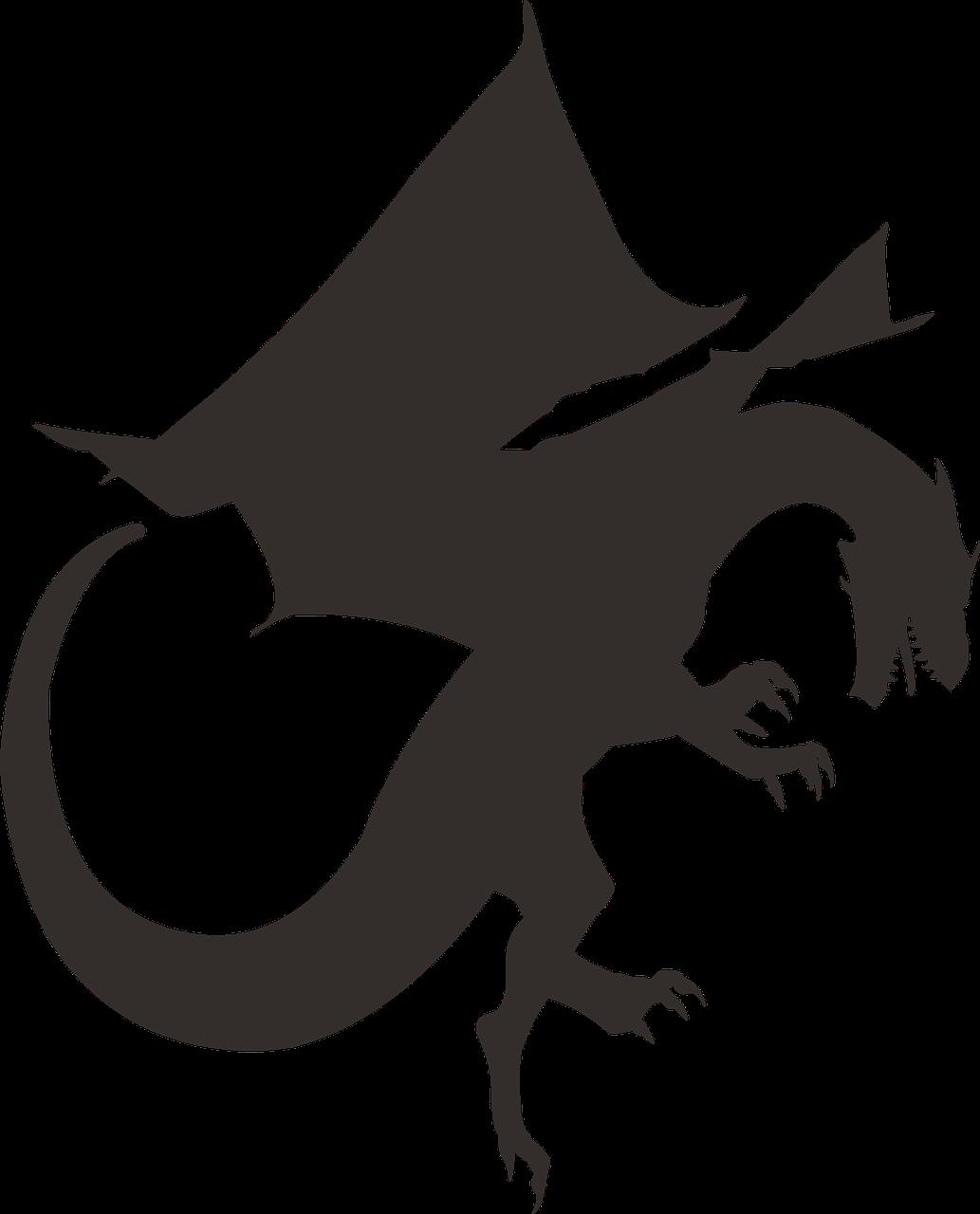 Write tip dragon. Clipboard clipart devoid