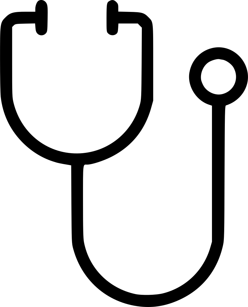 Clipboard clipart exam. Stethoscope doctor medical examination