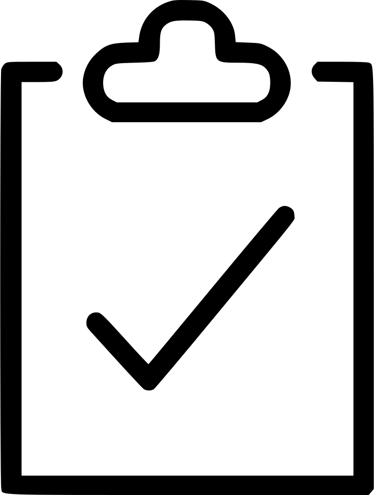 Clipboard clipart exception. To do survey petition