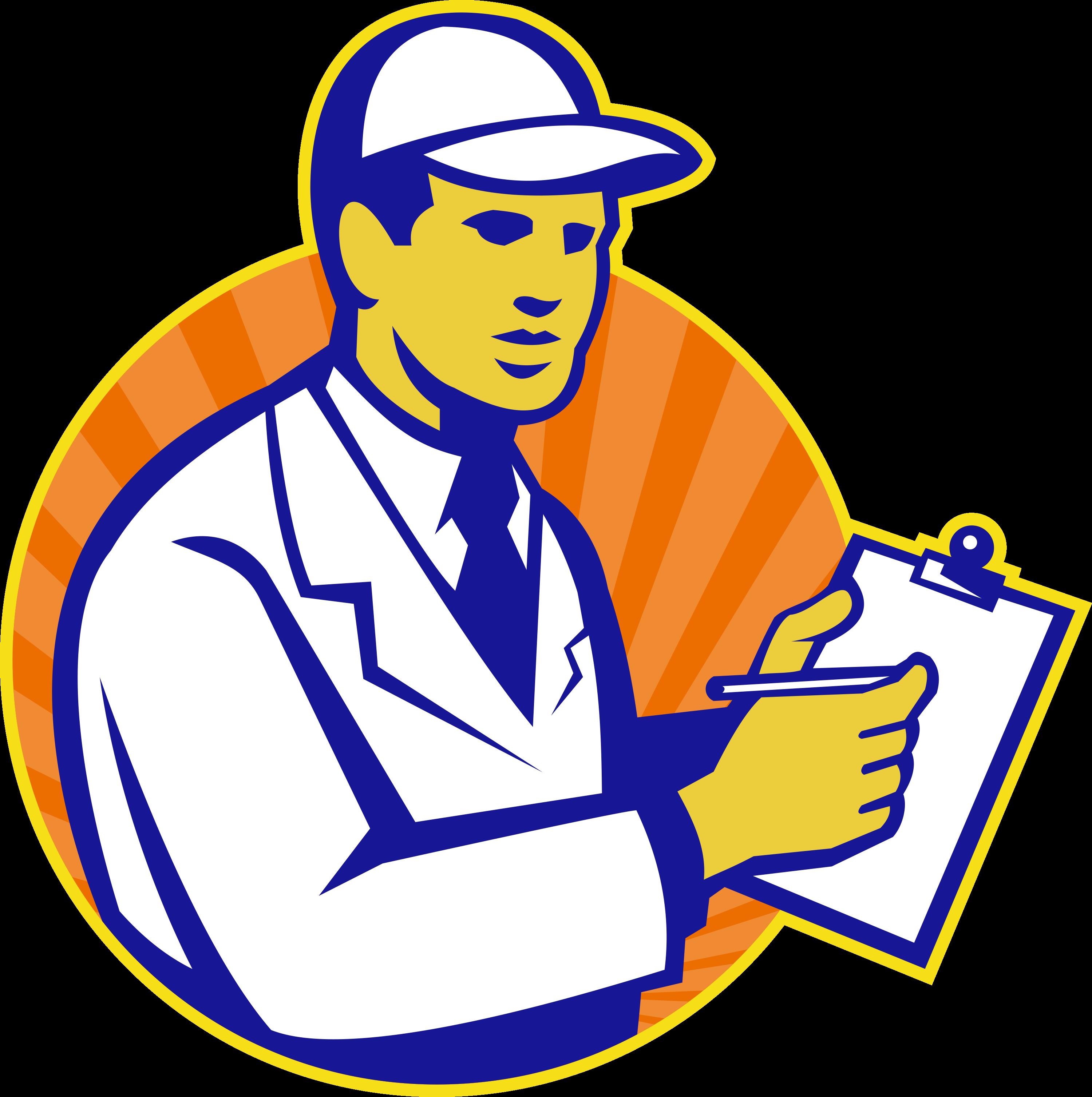 Clipboard clipart inspector. Blog visuacorp com led