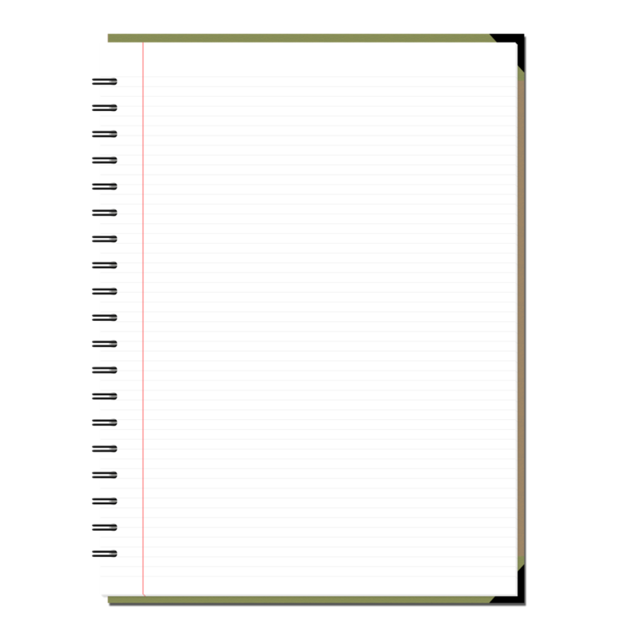 Notepad clipart blank notepad. Torn piece of paper