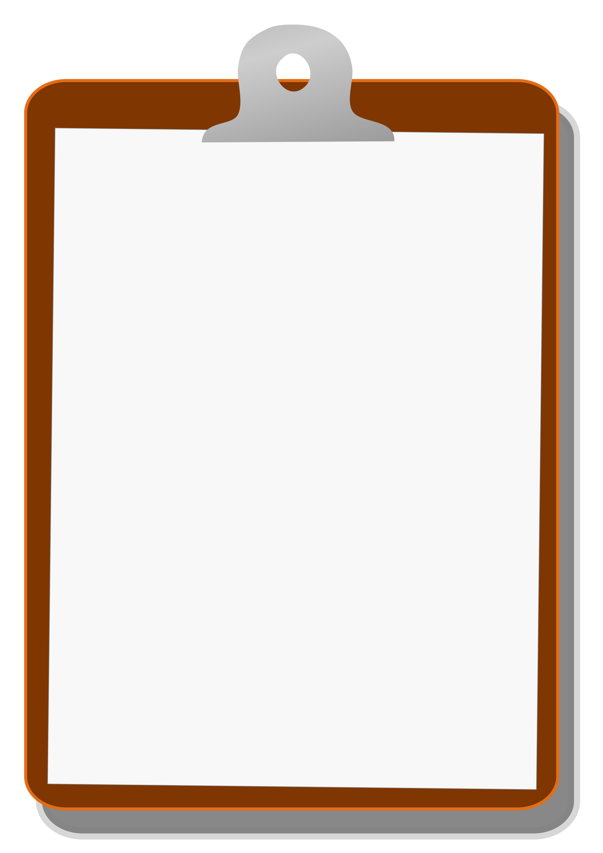 File svg wikimedia commons. Clipboard clipart personal statement