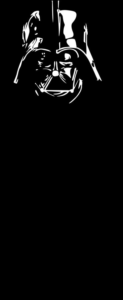 Darth vader clipart dark side. Style graphics illustrations free
