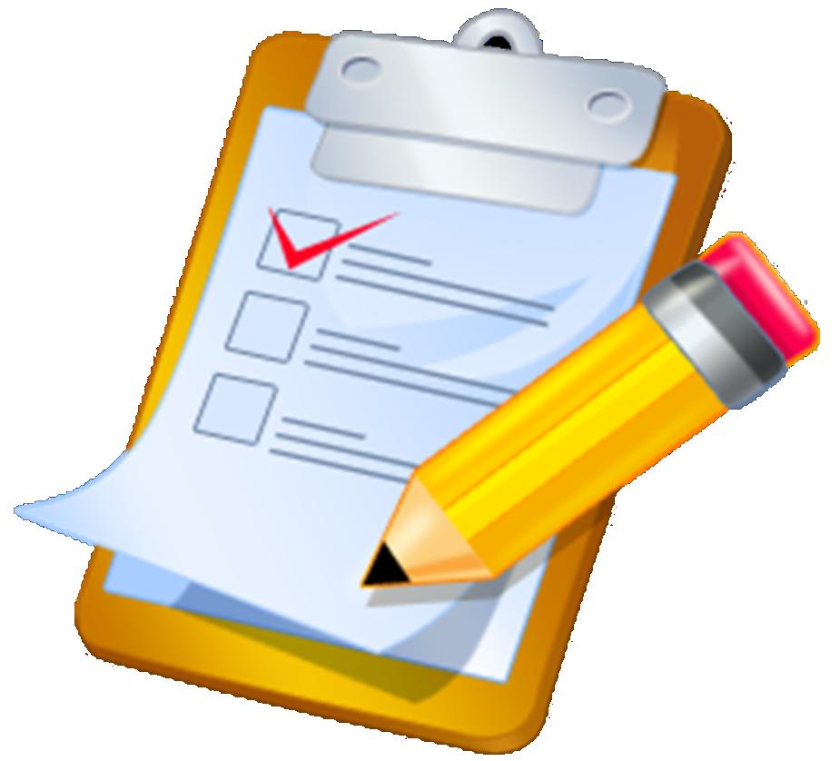 Clipboard clipart question paper. Edda systems ecoach remote