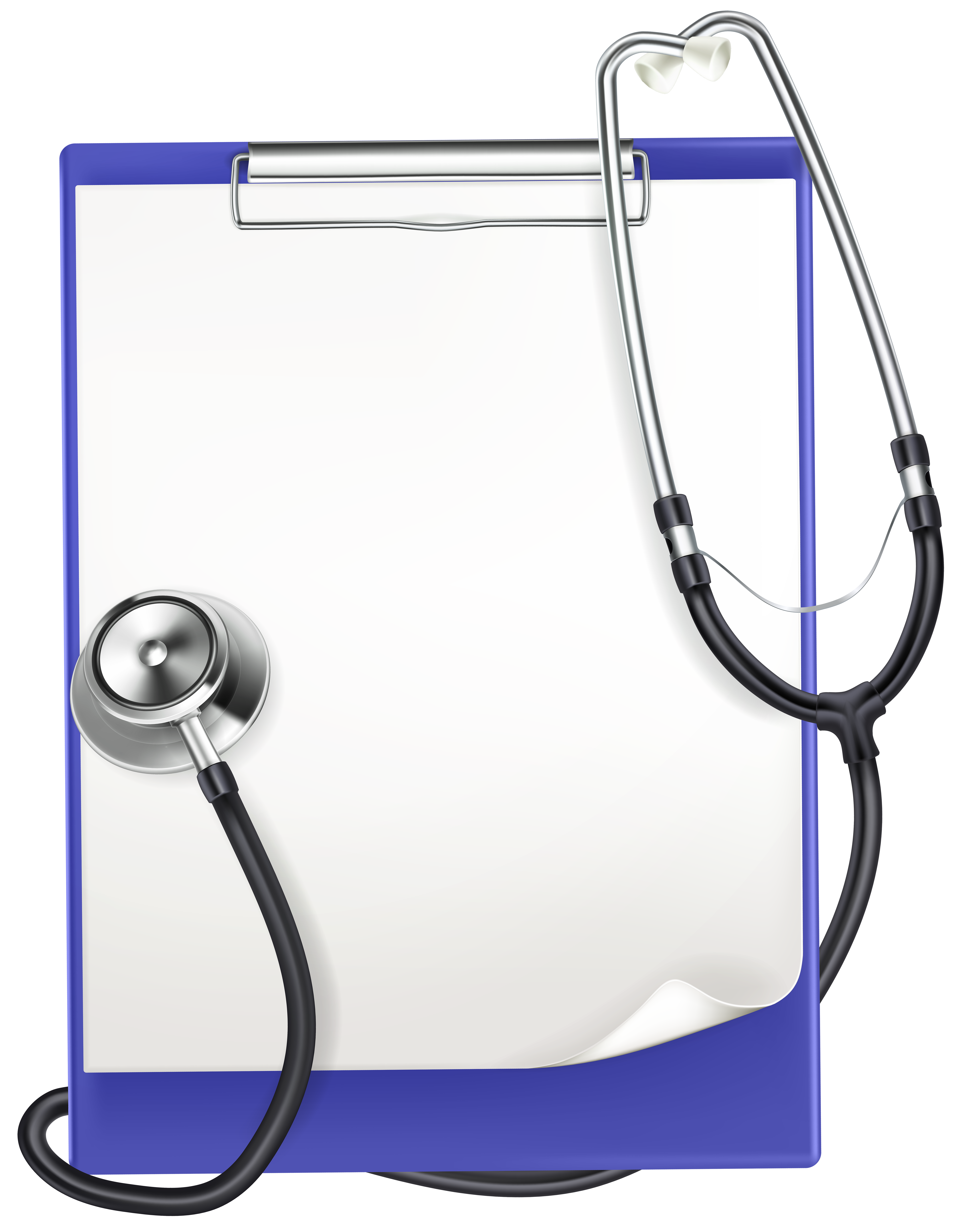 Clipboard clipart red. With medical headphones png