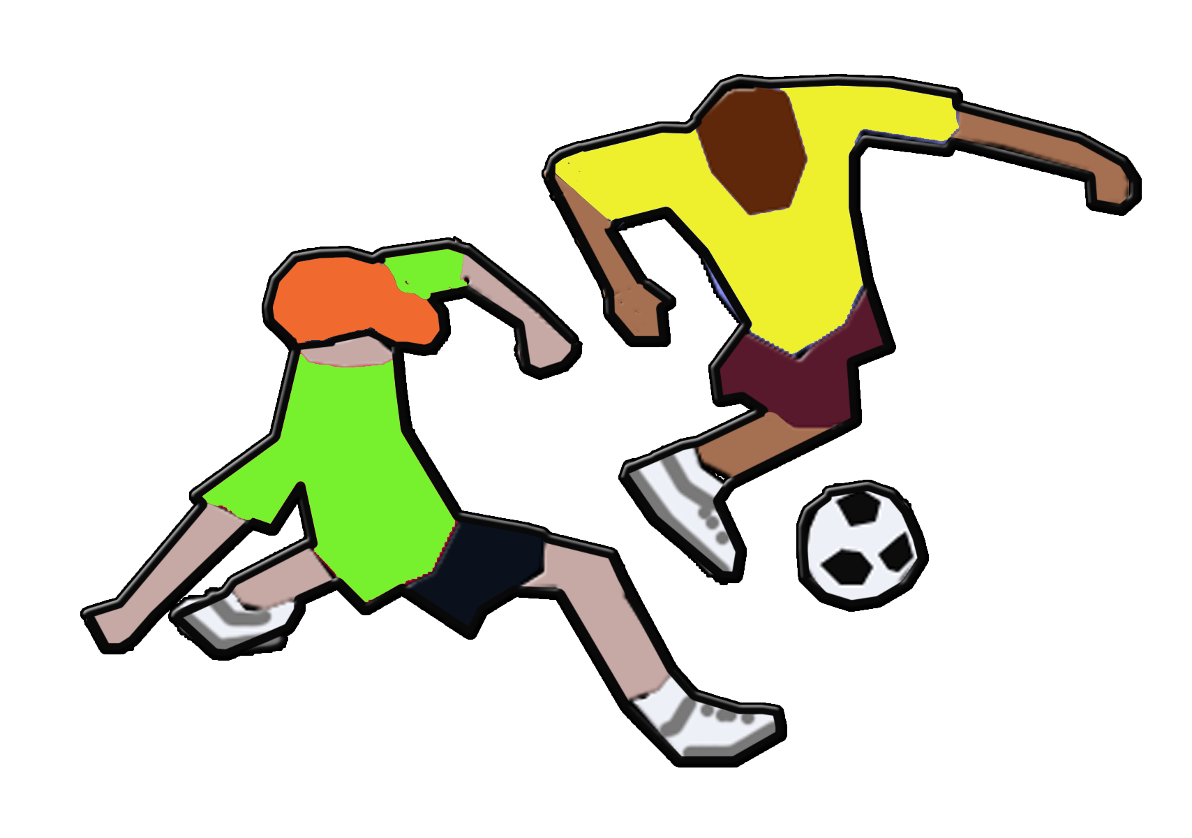 Clipboard clipart soccer. Psw index map enlarged