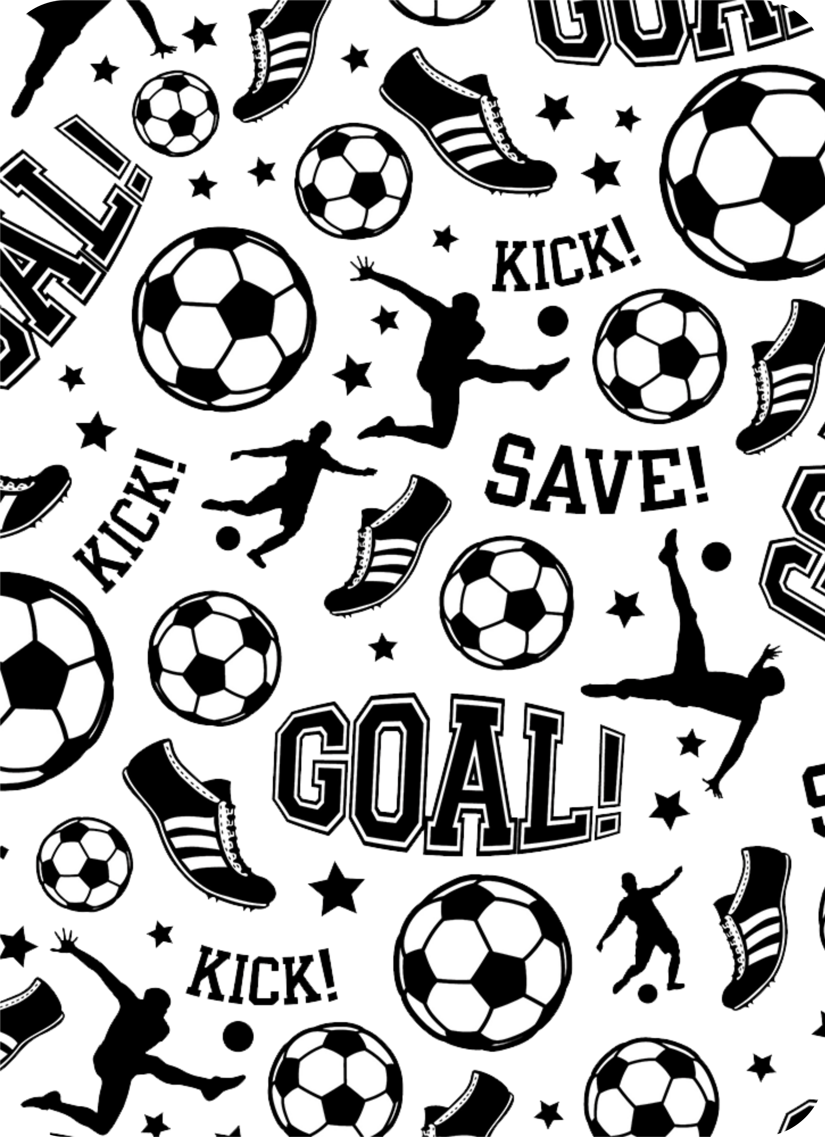 Clipboard clipart soccer. Personalized custom monogram boutiqueme