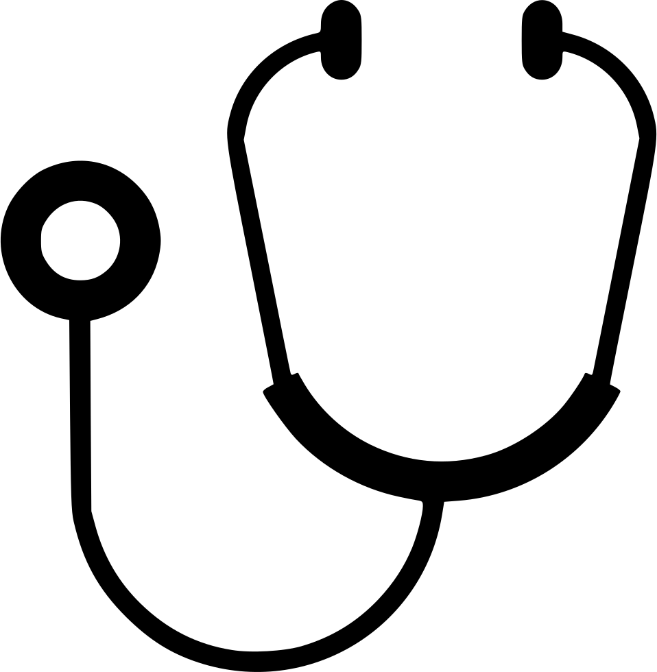 Svg png icon free. Clipboard clipart stethoscope