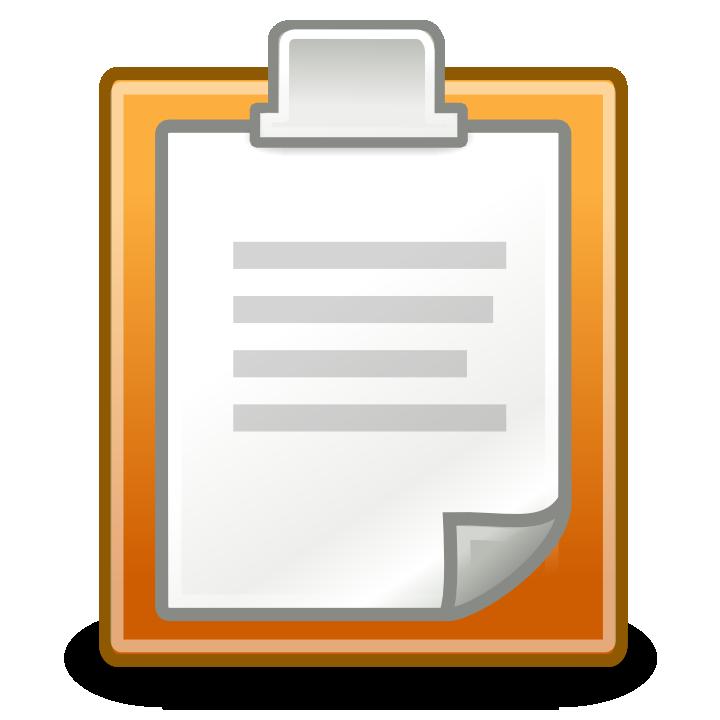 Clipboard clipart task. Png transparent images pluspng