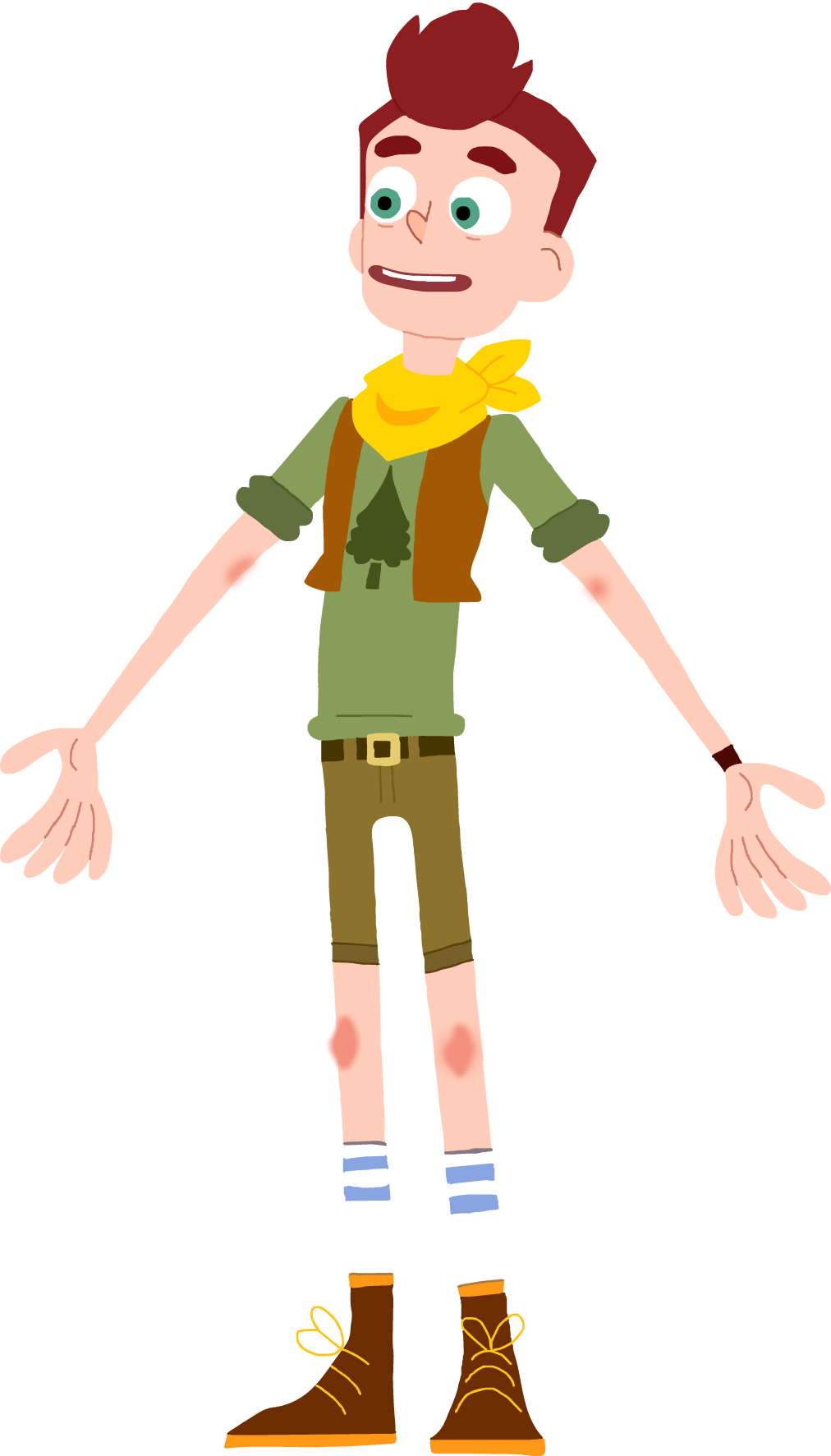 David camp wikia fandom. Old clipart innocent person