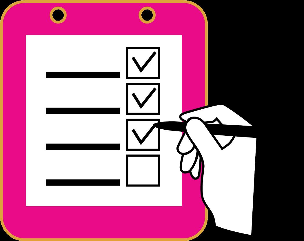 Clipboard clipart waiver. Disclaimer safe salon rating