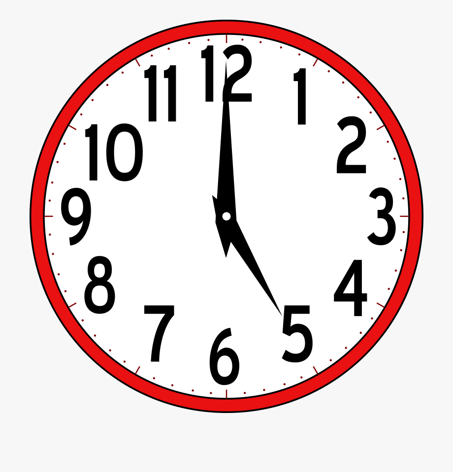 Clip art without hands. Clipart clock circle