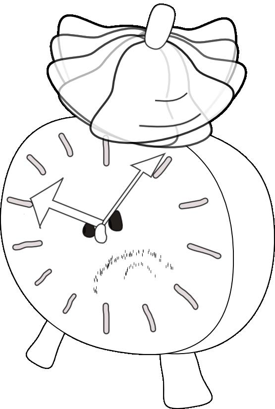 Clock clipart angry. Clipartist net clip art