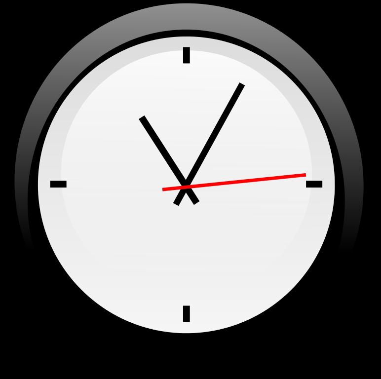 File modern chris kemps. Clock clipart circle