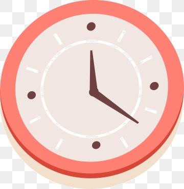 Round png vector psd. Clock clipart circle