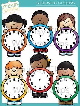 Clocks clipart classroom. Pin on tpt store
