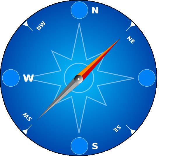 Clock clipart compass. Ne clip art at