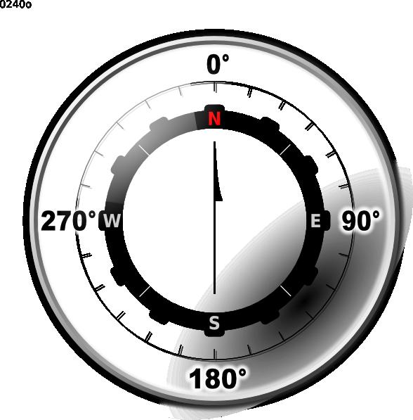 Clock clipart compass. Roba modern rose clip
