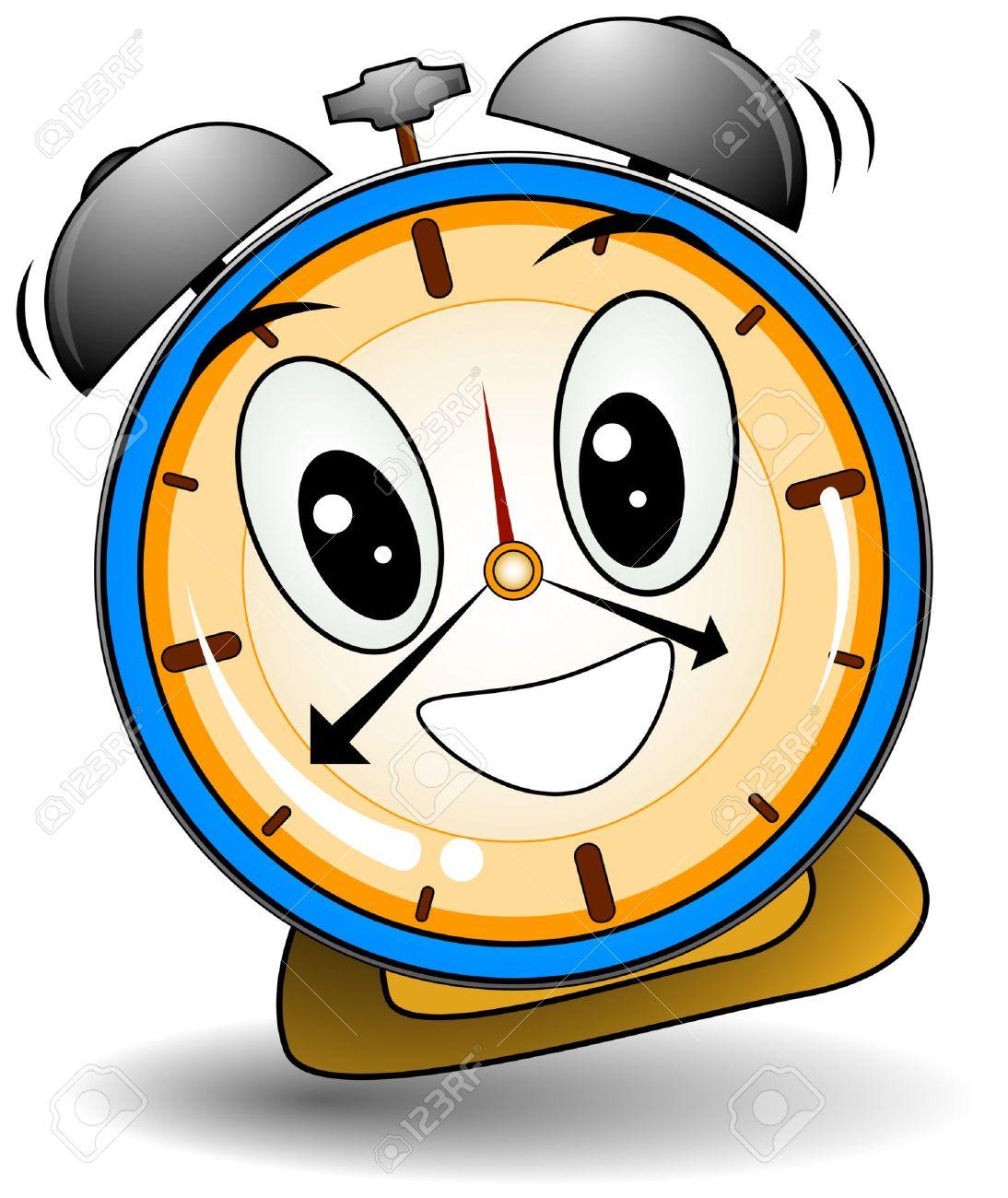 Clock clipart cute. Alarm station