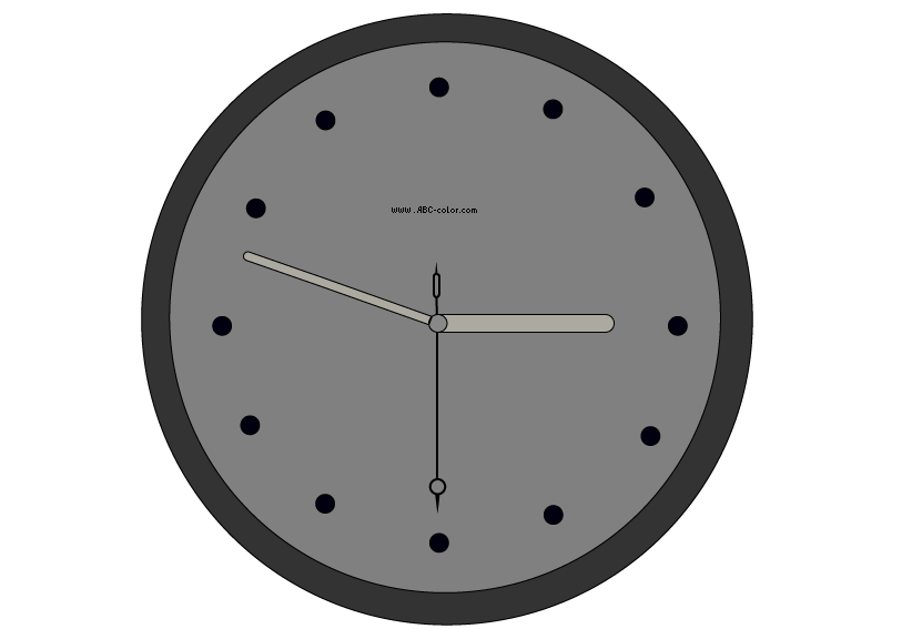 Clock clipart oval. Picture raster