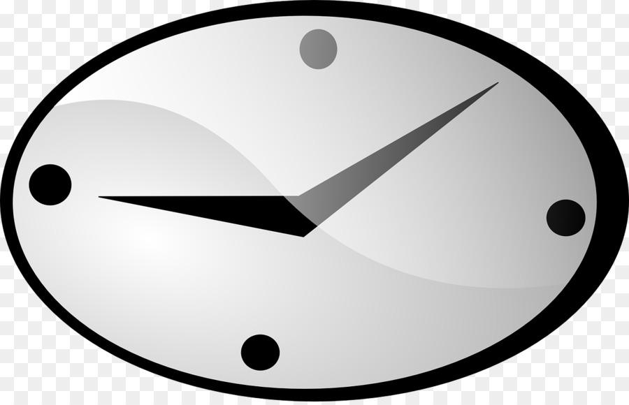 Digital icon illustration line. Clock clipart oval