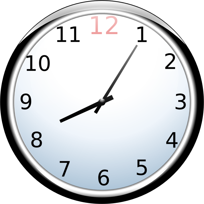 Clock clipart patience. Time have lets learn