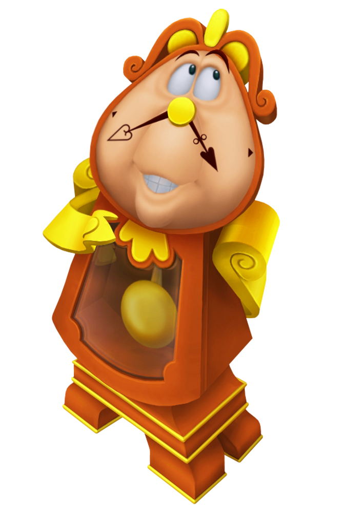 Cogsworth beauty and the. Lunchbox clipart lunch count
