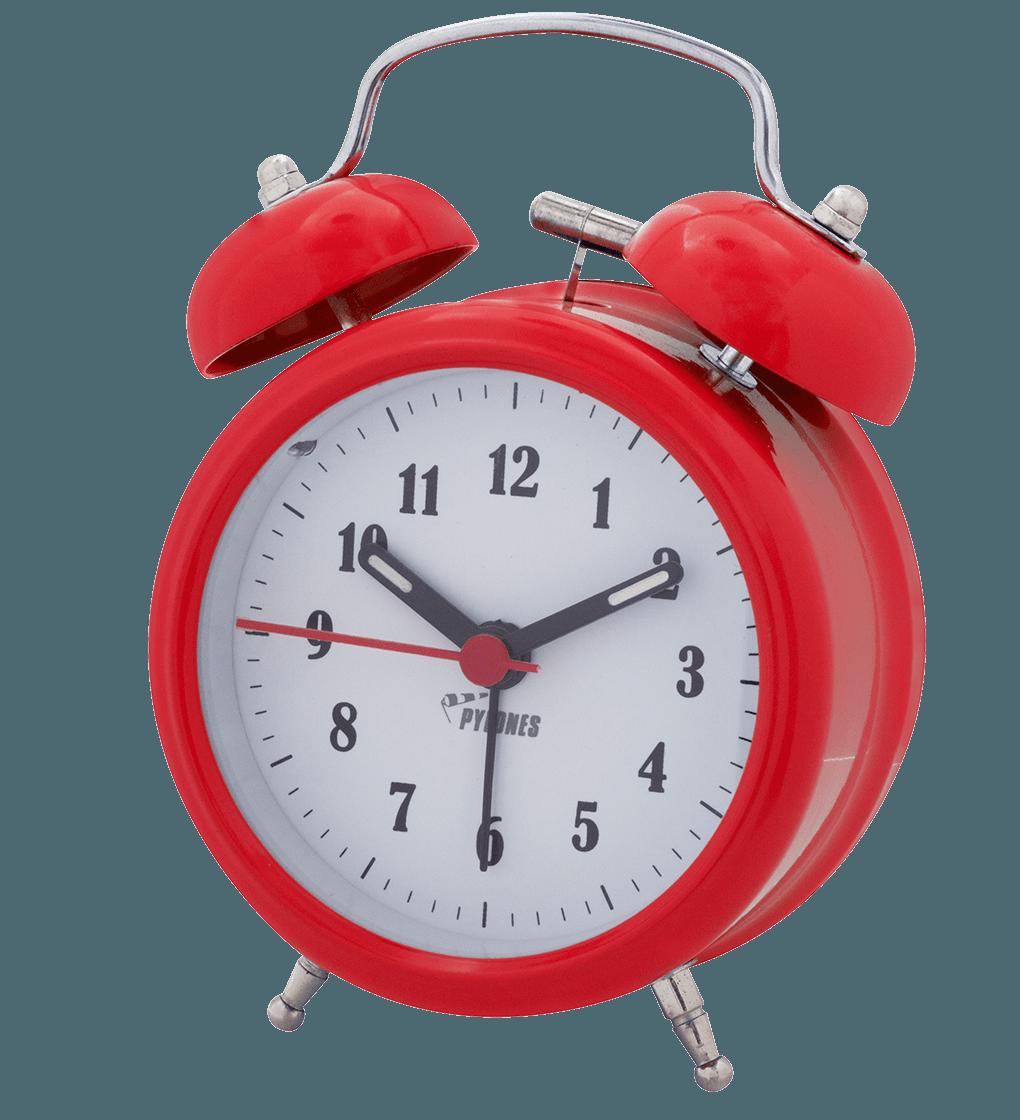 Clock clipart purple. Colortime alarm pylones wake