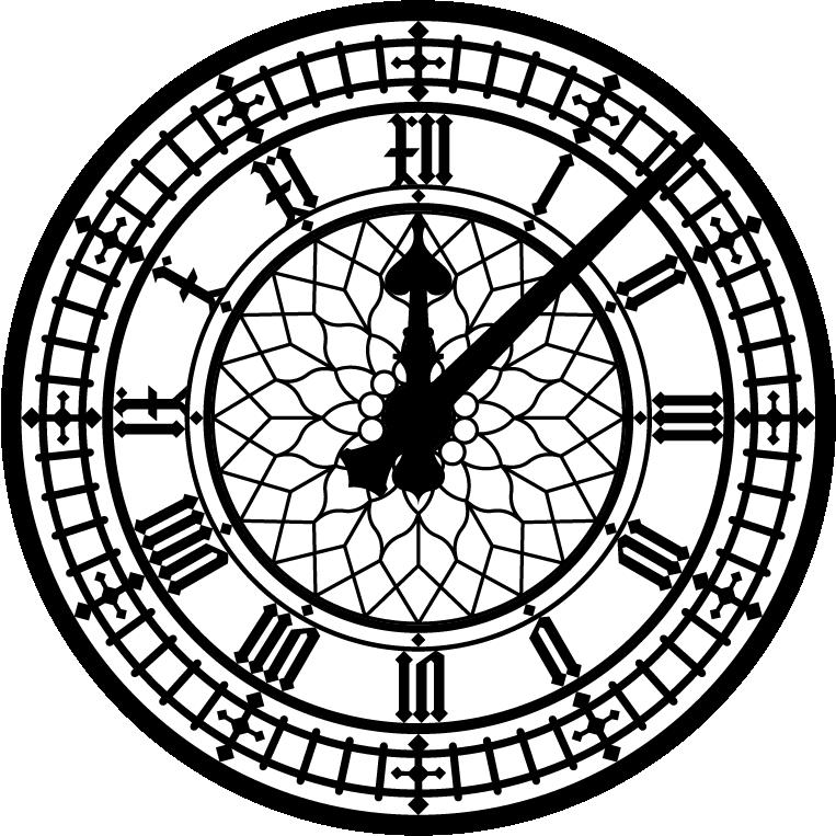 Free faces download clip. Clock clipart school