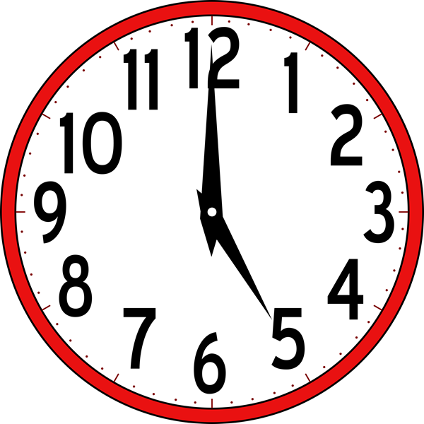 Board meeting changed jim. Clock clipart school