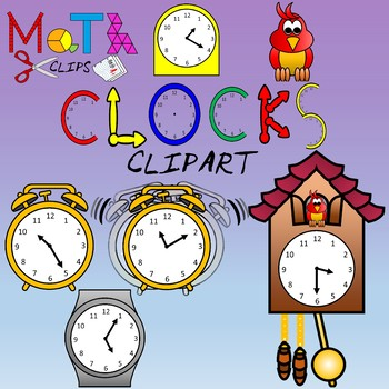 Clocks . Clock clipart teacher