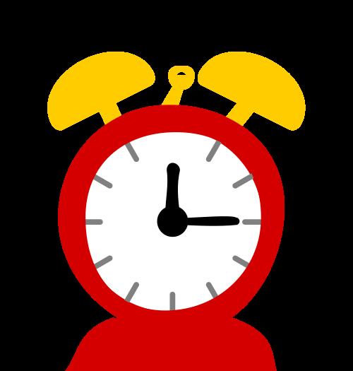 Krzysiu net public domain. Clock vector png