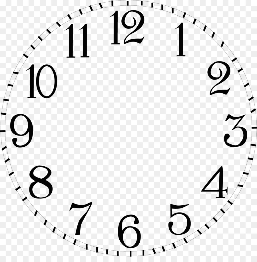 Face text font transparent. Clocks clipart 7 o clock