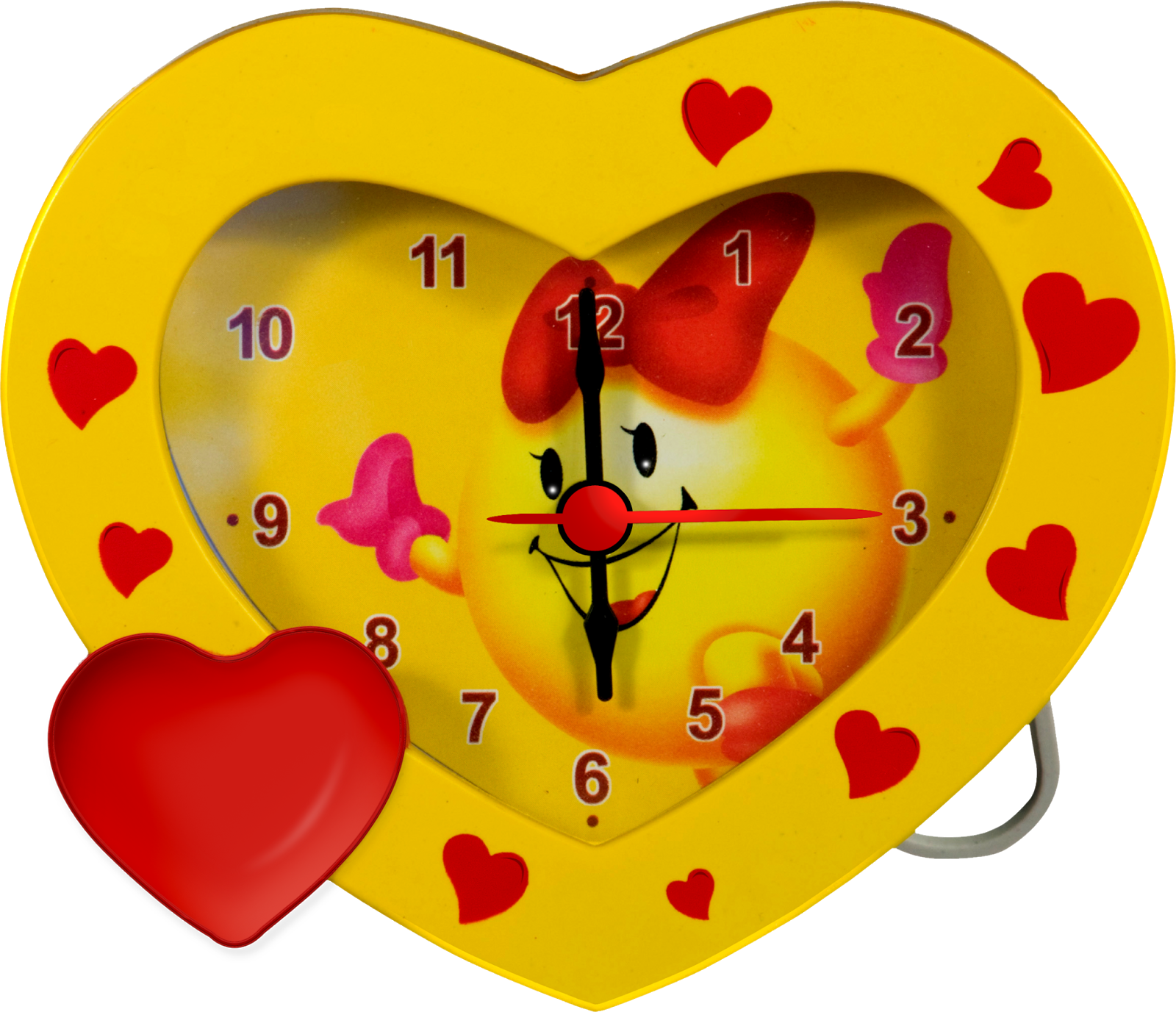 Gift clipart love gift. Real time clock clip