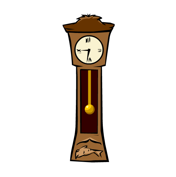 Image grandfather clock png. Clocks clipart grandpa