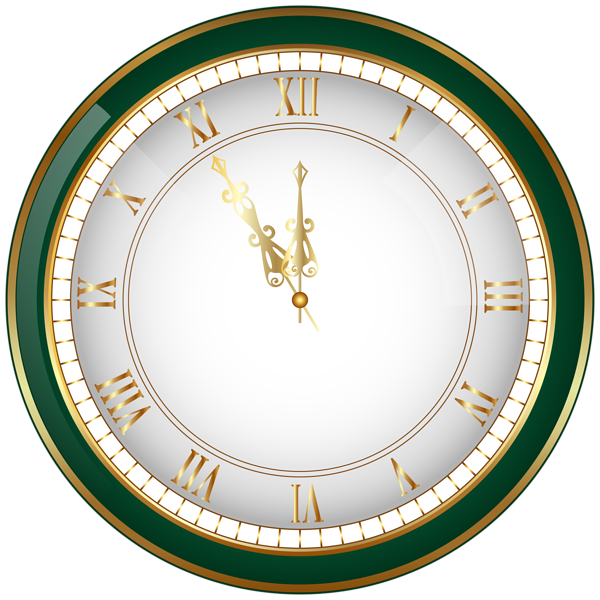 Gallery christmas png . Clocks clipart new year