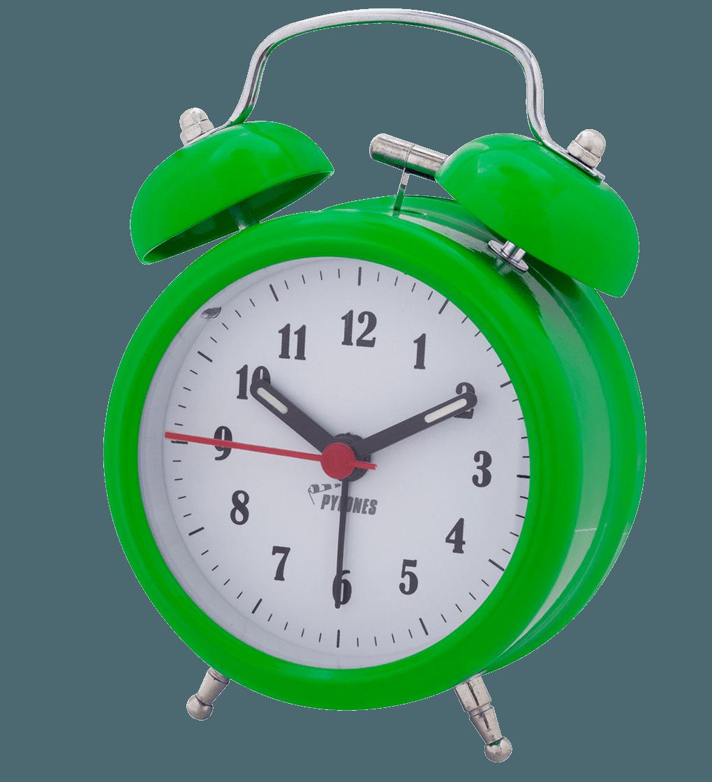 Clocks clipart purple. Colortime alarm clock pylones