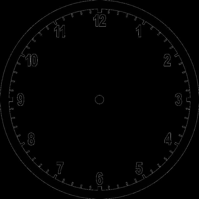 Clocks clipart quarter past. Hd clock un cercle