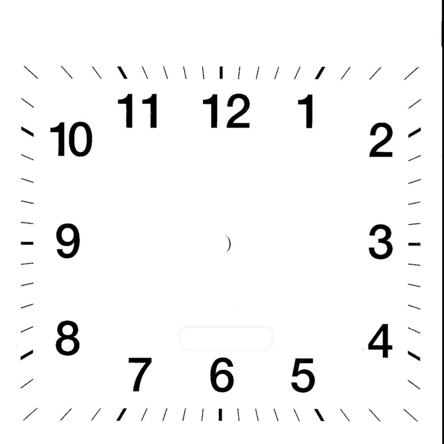 Clock cartoon white text. Clocks clipart rectangle